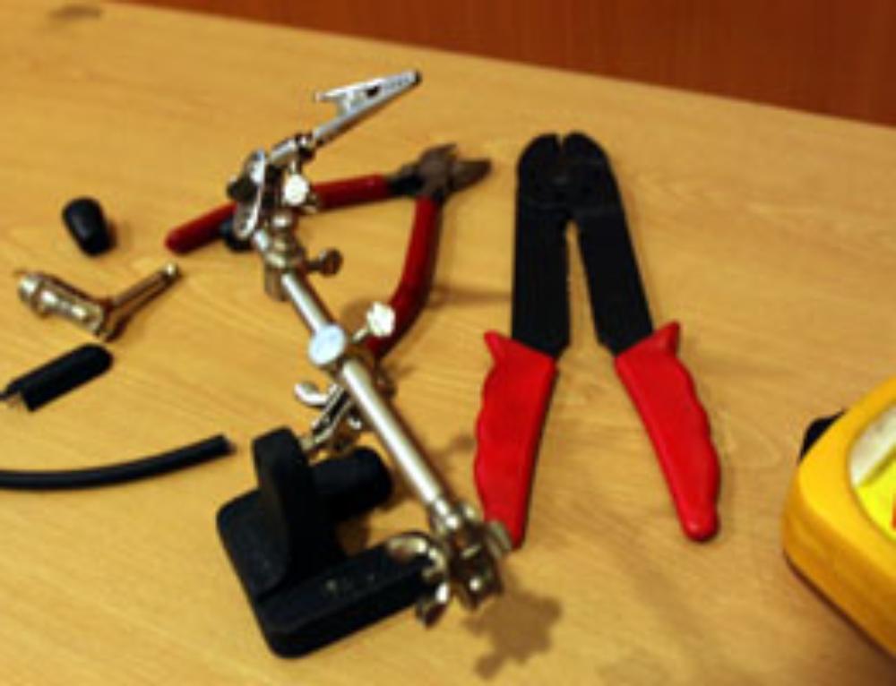 高級手工焊接導線
