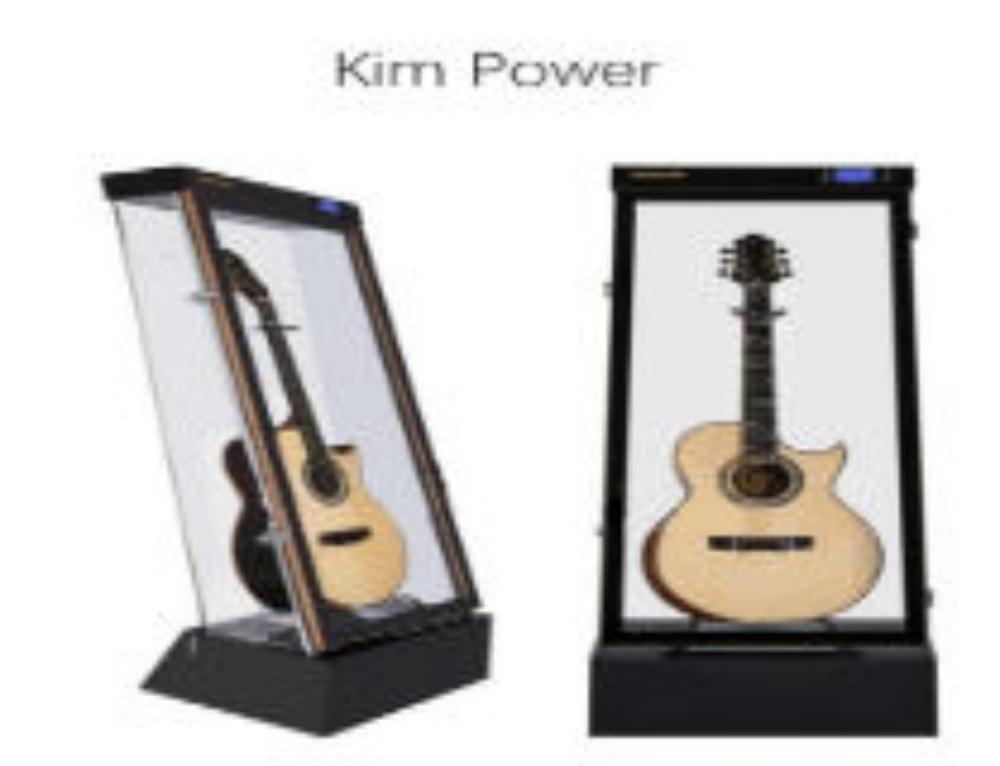 Kim Power吉他防潮箱