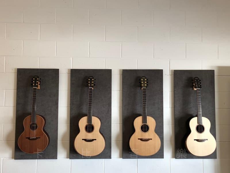 Lowden吉他工廠